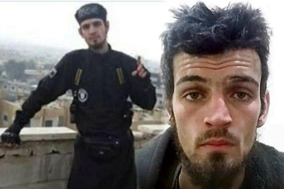 IS-Kämpfer Martin Lemke (28) versichert, er sei kein gefährlicher Mann.