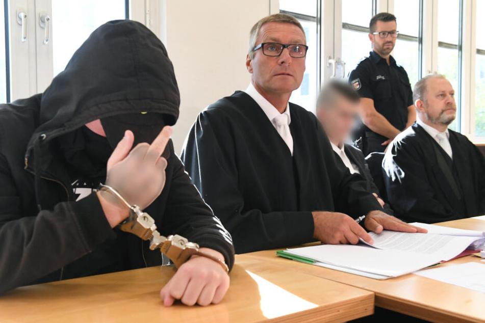Die Mörder der 18-jährigen Maria aus Zinnowitz wurden am Freitag verurteilt.