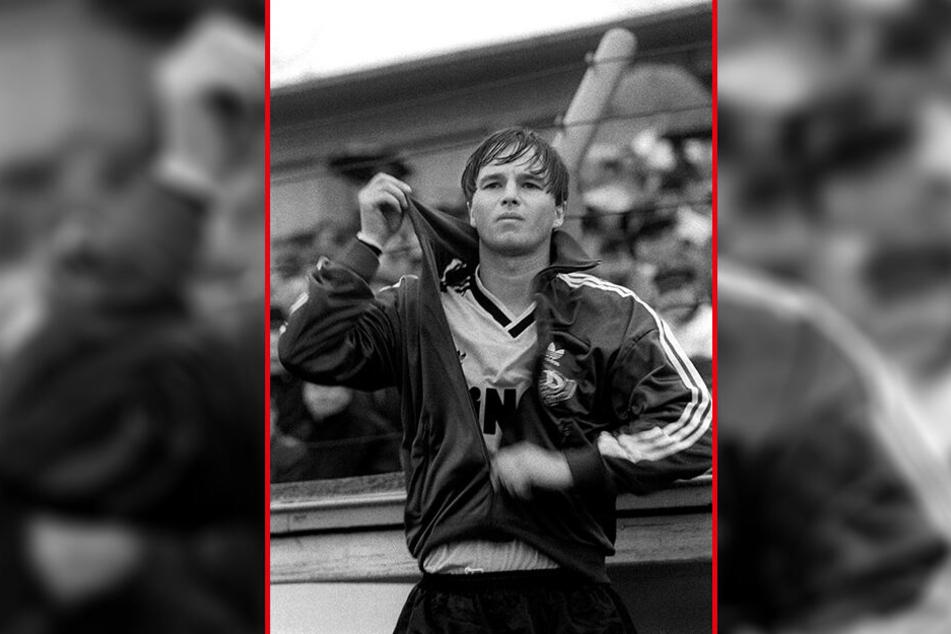 Stübner feierte mit Dynamo große Erfolge.