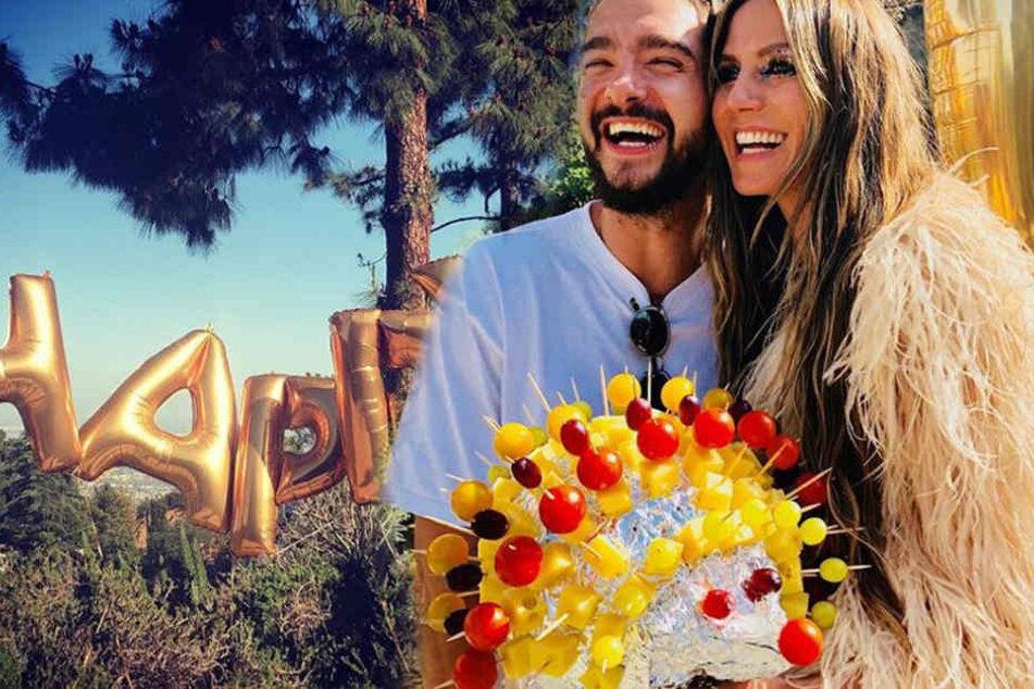 Heidi Klum ist frisch verliebt und das sollen alle sehen.