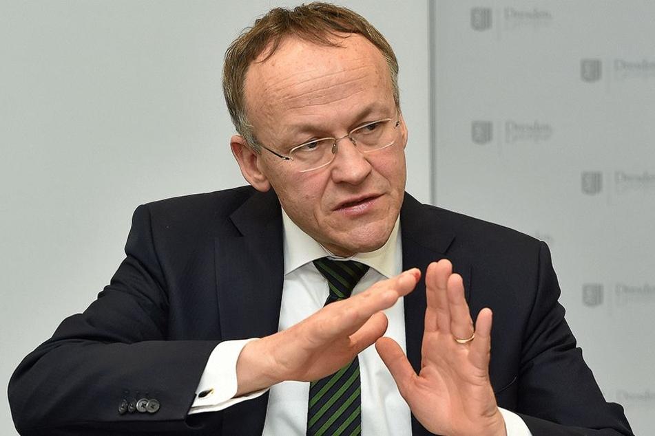 Bürgermeister Peter Lames (54, SPD).