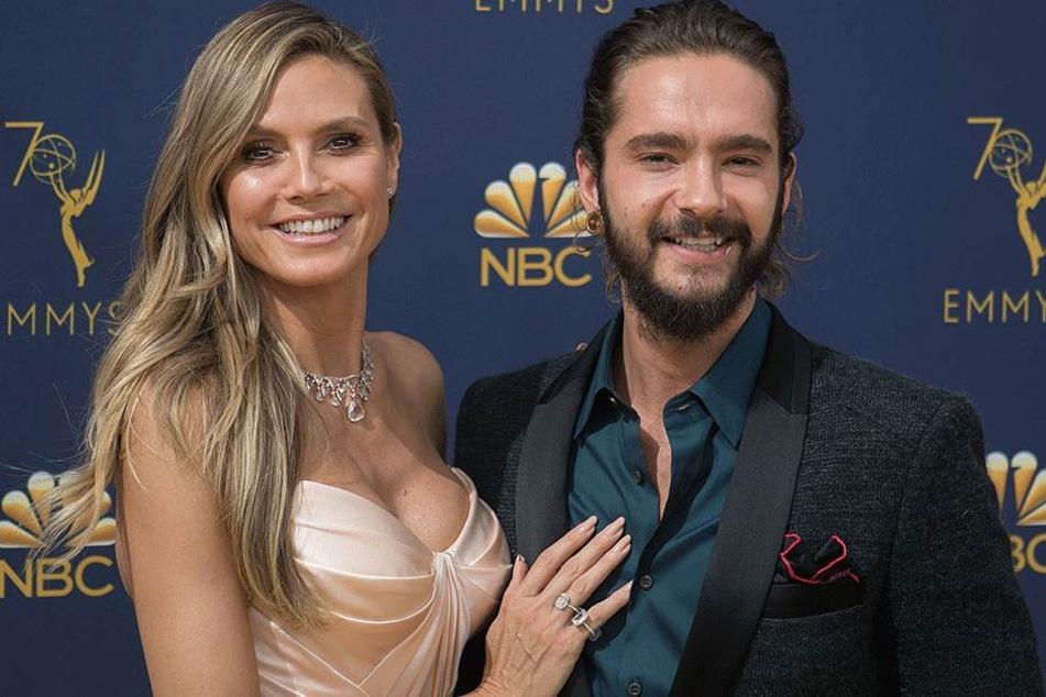 Traumpaar Heidi Klum (45) und Tom Kaulitz (29).