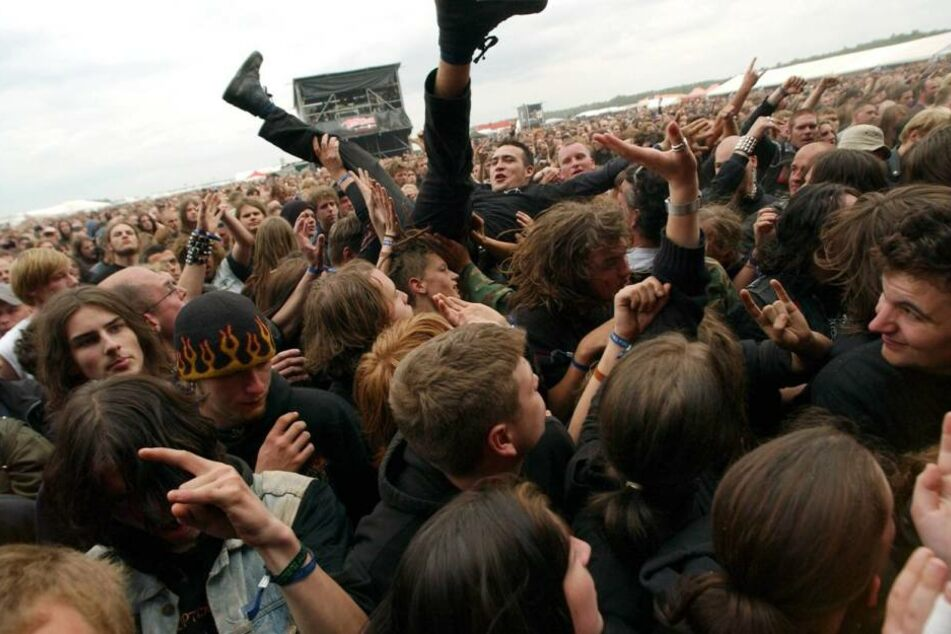 "Metal-Festival in Ferropolis: Das ""With Full Force"" heißt jetzt anders"