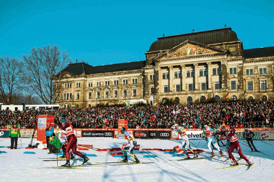 Die Prüfer kritisieren auch die Werbekooperation mit dem FIS-Weltcup.