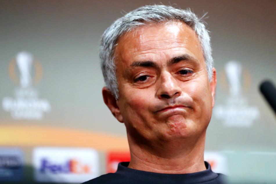 Jose Mourinho entschuldigte sich öffentlich.
