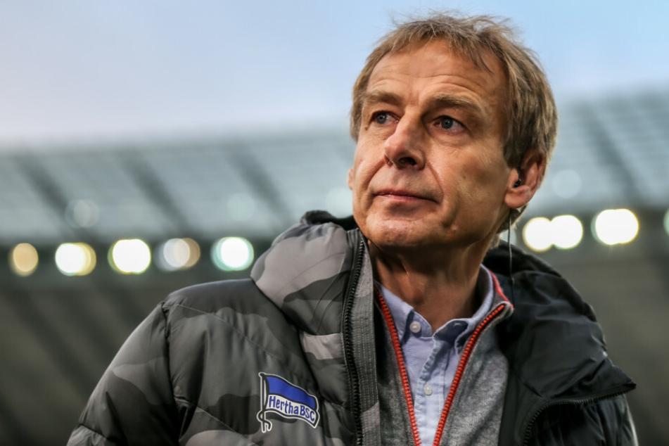 Jürgen Klinsmann (55) ist nach gerade mal elf Wochen als Trainer von Hertha BSC zurückgetreten.