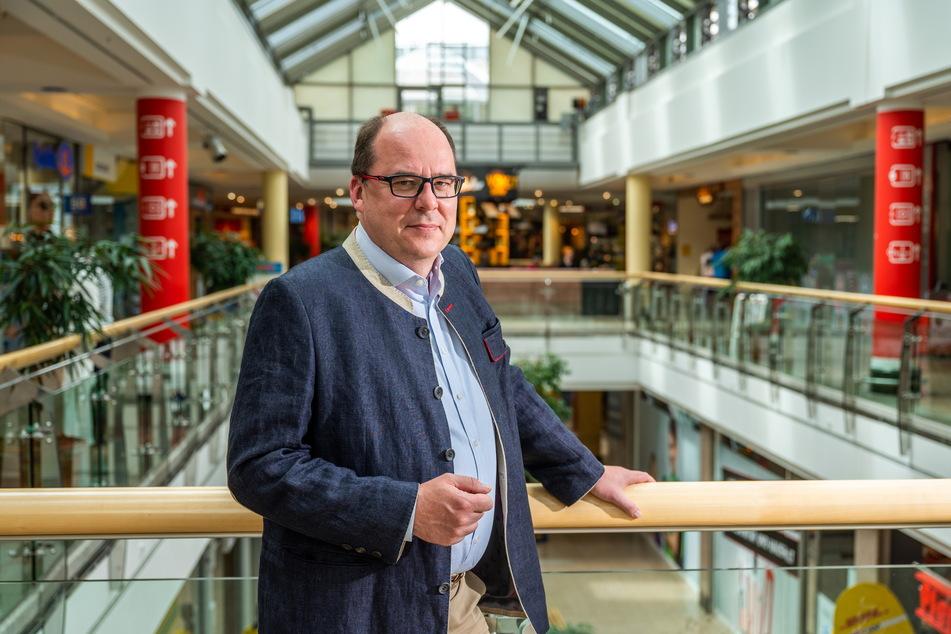 Sascha Twesten (51), Chef des Vita-Centers, hätte sich eine frühere Stadtrats-Entscheidung gewünscht.