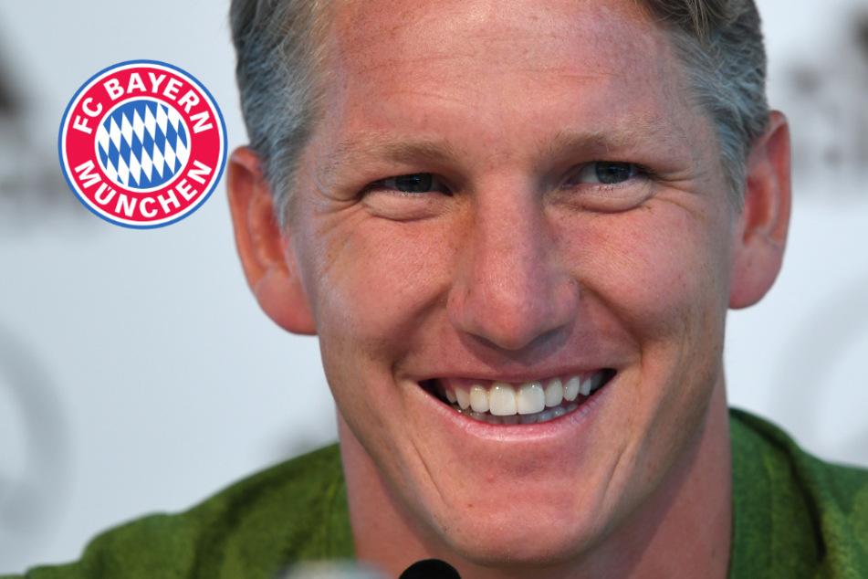 """Schweinsteiger enorm beeindruckt: """"Sehr viel drin"""" für den FC Bayern"""