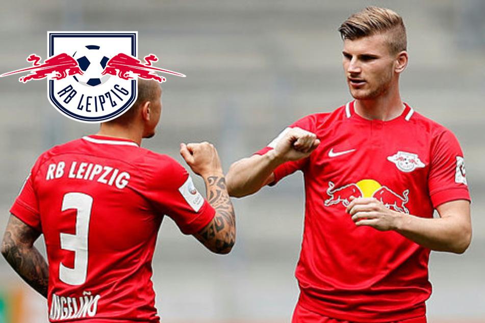 Timo Werner verabschiedet sich mit Doppelpack von RB Leipzig