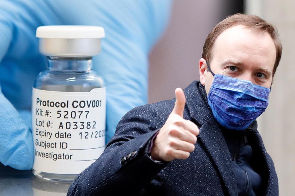 Briten lassen weiteren Impfstoff zu: Weniger wirksam, aber mit anderen Vorteilen!