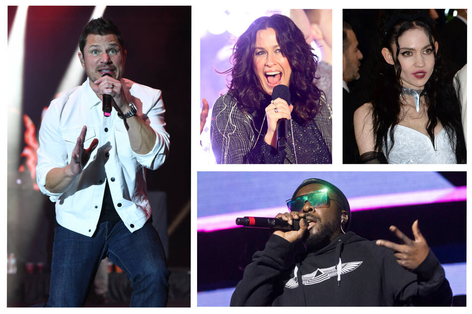 Alter Ego: Grimes, Will.i.am, Alanis Morrissette, and Nick Lachey to judge new sci-fi singing show