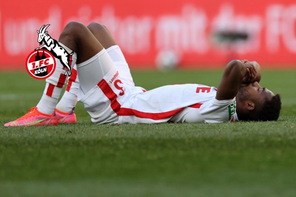 Emmanuel Dennis floppt beim 1. FC Köln: Champions-League-Klub zeigt Interesse