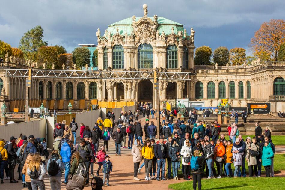 Dresdner Tourismusbranche blickt recht optimistisch in Richtung Advent