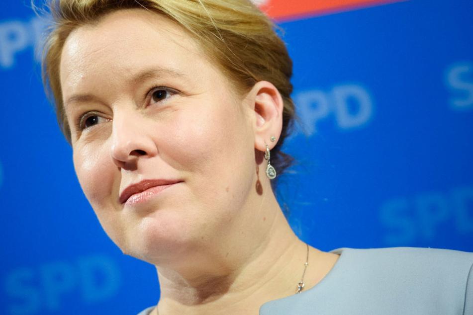 Nach der Wahl zur Landesvorsitzenden kündigte Franziska Giffey auf einem Online-Parteitag an, dass sie 2021 als Spitzenkandidatin der SPD für die Berliner Abgeordnetenhauswahl antreten will.