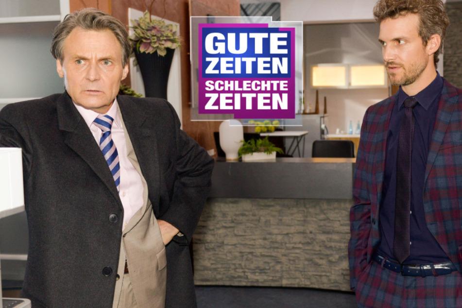 """GZSZ: GZSZ: Wird Jo Gerner jetzt ruiniert? """"W&L gehört uns!"""""""