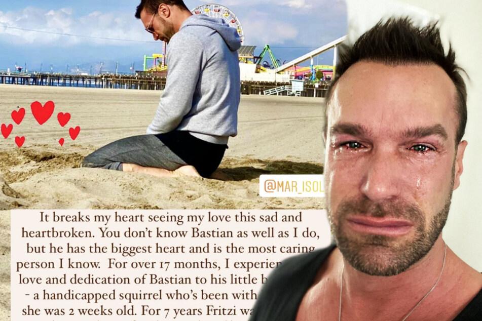 Bastian Yotta trauert mit dicken Tränen um geliebten Freund