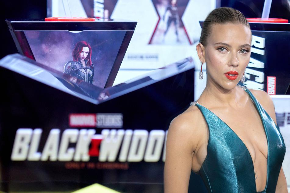 Scarlett Johansson and Disney settle Black Widow contract battle