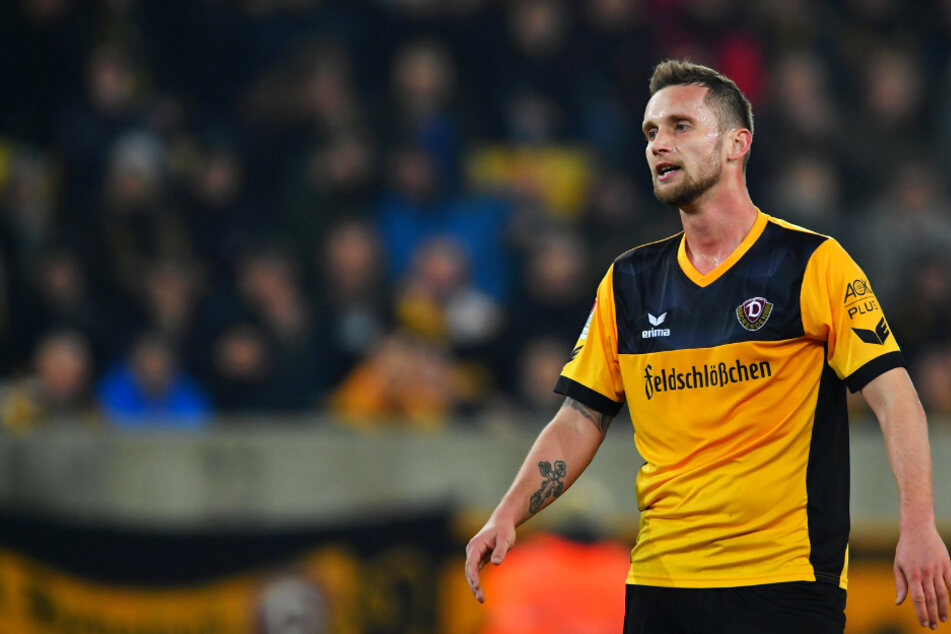 Transferticker zum Deadline Day: Vertrag von Ex-Dynamo Manuel Konrad wurde aufgelöst!