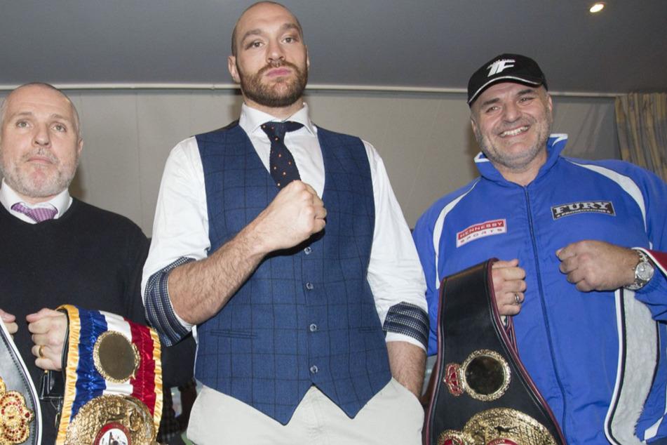 Gegen Mike Tyson: Vater von Box-Weltmeister möchte Kampf