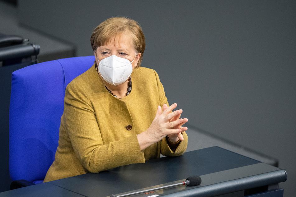 Bundeskanzlerin Angela Merkel (62, CDU) berät am Montag mit Bund und Ländern über Verbesserungen bei Corona-Impfungen.