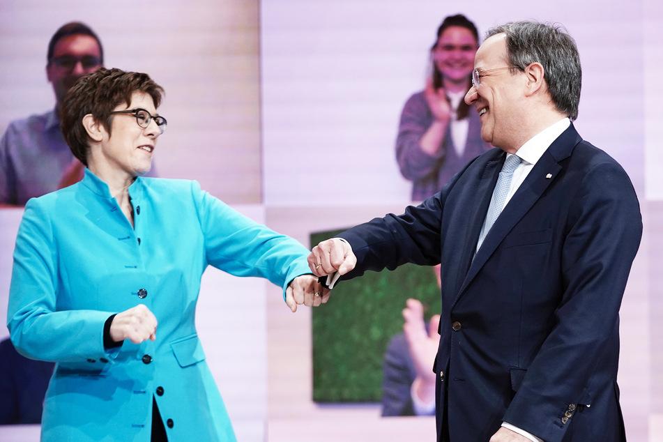 Wahl zum CDU-Chef: Laschet neuer Parteivorsitzender!