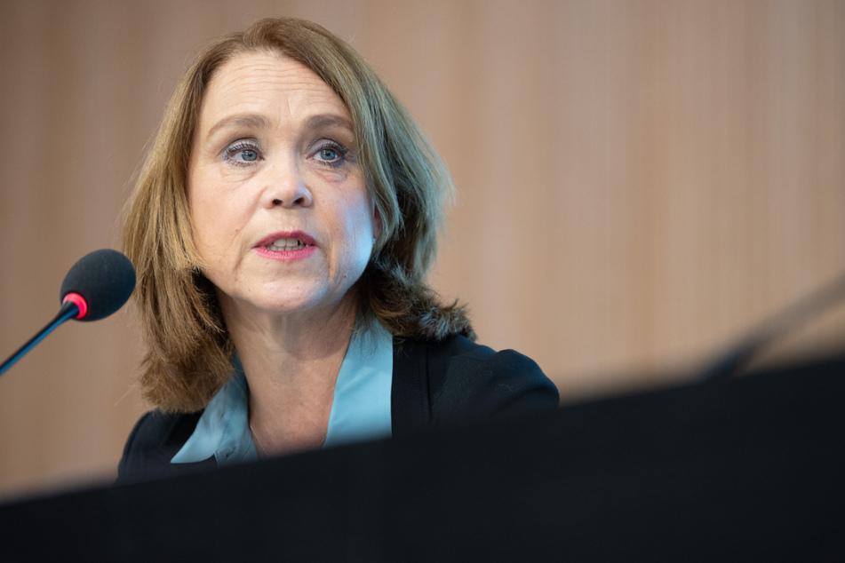 Die baden-württembergische Kunst-Staatssekretärin Petra Olschowski (55).