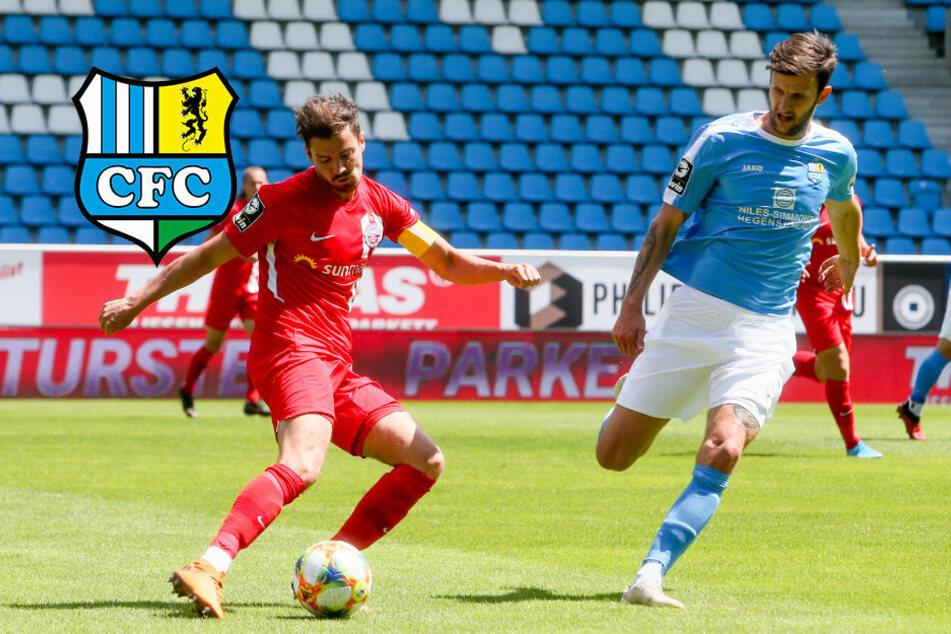 Vier Tore gegen Rostock! CFC muss trotzdem in die Regionalliga