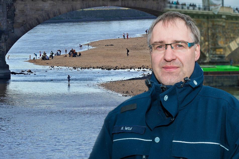 Dresden: Betrunkene Mädchen aus Fluss gerettet: Wie gefährlich ist Baden in der Elbe?