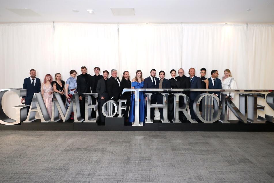 """Die Darsteller von """"Game Of Thrones"""". Die Serie feierte große Erfolge. Vorlage sind die Bücher von George R. R. Martin. Auch die Spiele sind weltweit bekannt."""