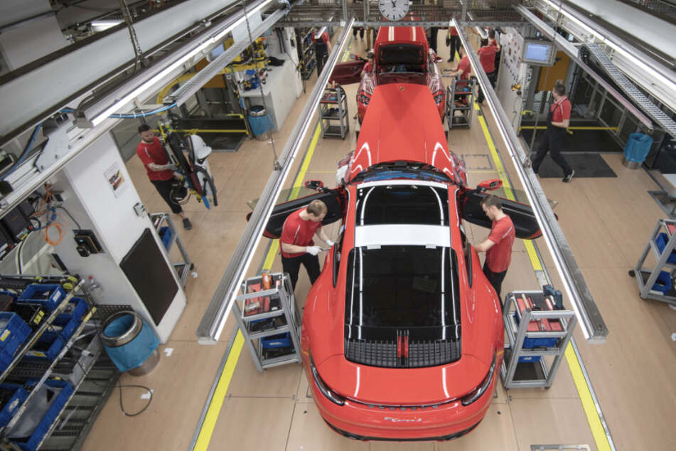 Aufholjagd! Porsche bei Verkaufszahlen trotz Corona-Krise nur knapp unter Vorjahr
