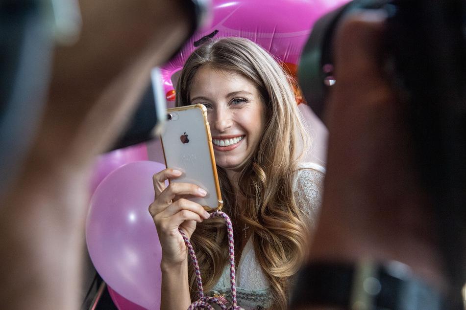Cathy Hummels: Instagram ist eine Scheinwelt!