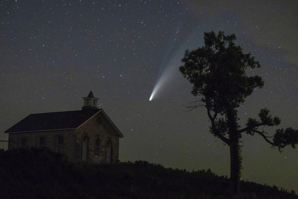 Laut Avi Loeb sollten wir ungewöhnliche Himmelskörper genauer untersuchen, denn die Menschheit könne viel von Außerirdischen lernen (Symbolbild)