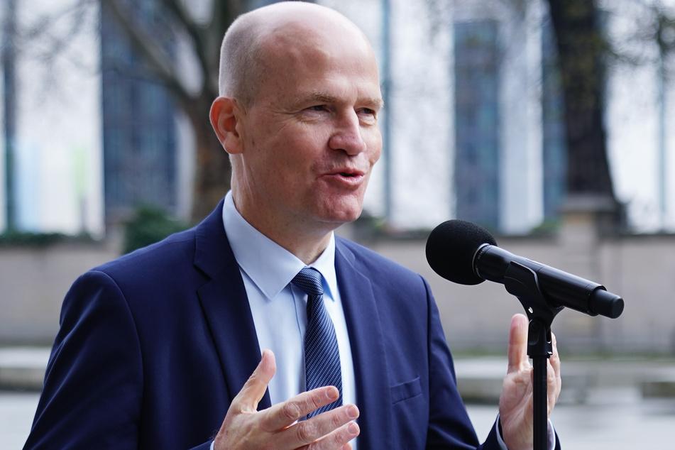 Unionsfraktionschef Ralph Brinkhaus (52).