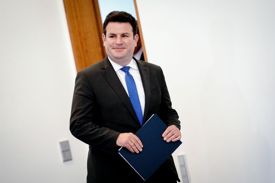 Hubertus Heil (SPD), Bundesminister für Arbeit und Soziales.