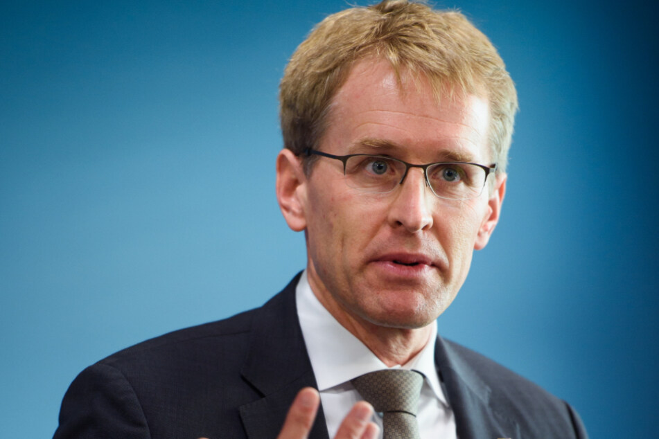 Daniel Günther (CDU), Ministerpräsident Schleswig-Holstein.