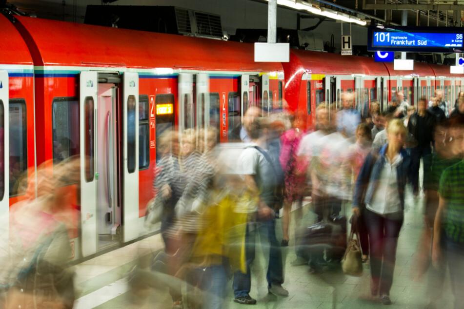 Verspätet: So unpünktlich sind die S-Bahnen des RMV im Rhein-Main-Gebiet