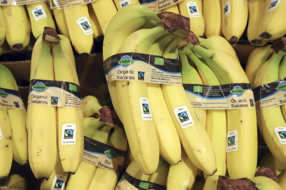 Auch bei Bananen gab es ein kräftiges Minus. Verkauft wurden noch 112 000 Tonnen, 14 Prozent weniger als 2019. (Symbolfoto)