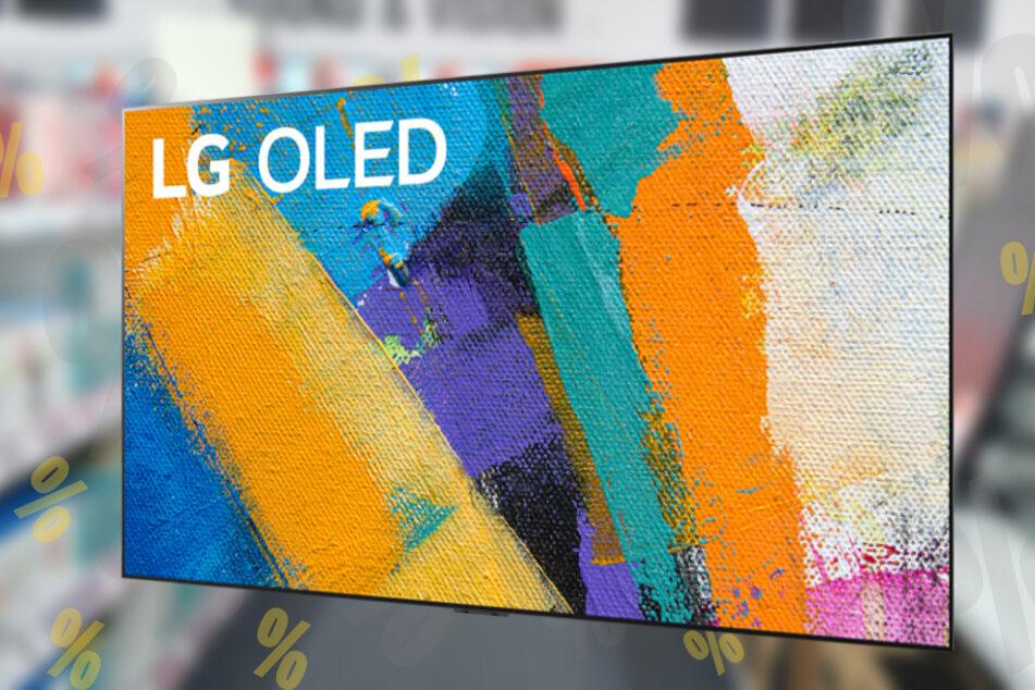 Diesen 65-Zoll-OLED-TV bekommt Ihr bei Medimax zum Hammerpreis