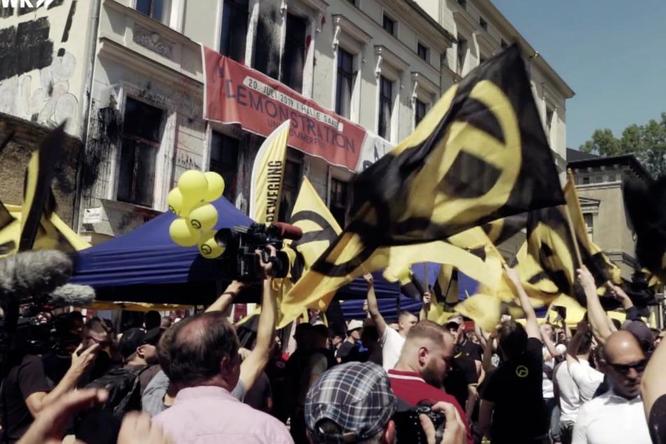 """Stuttgart: """"Neonazis light!"""": Diese SWR-Doku zeigt, wer hinter der Identitären Bewegung steckt"""