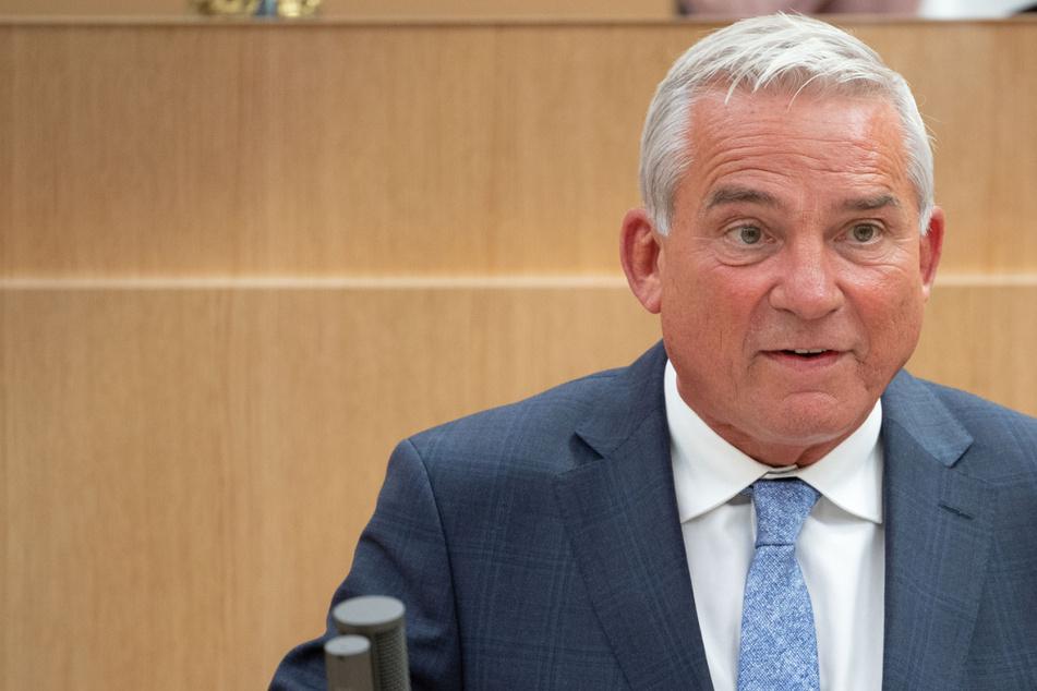 Nicht nur Köpfe austauschen: Das fordert CDU-Bundesvize Strobl nach Wahl-Desaster