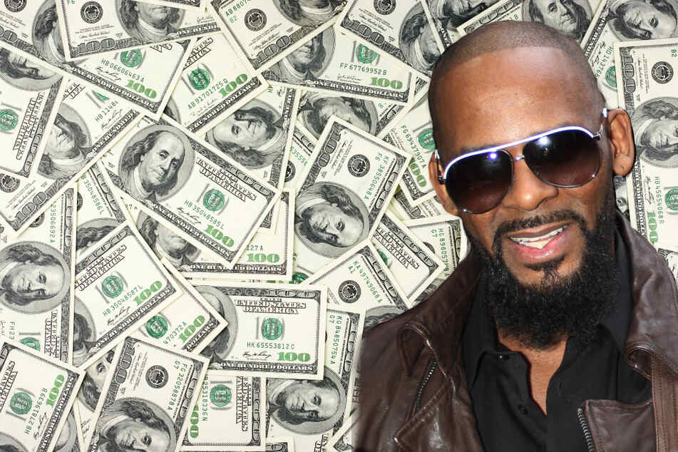 R. Kelly's net worth is the laughingstock of the internet!