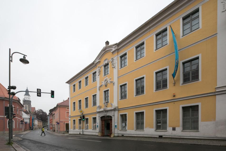 Das Museum der Westlausitz in Kamenz.