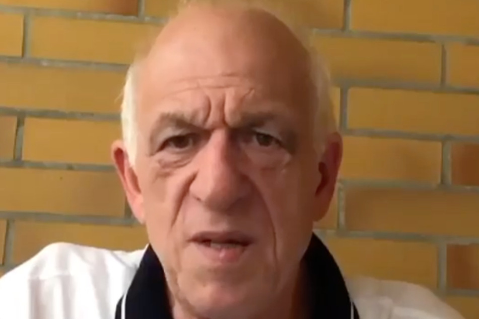 Manfred Weßels (72) lässt mal wieder kein gutes Haar an seinem Sohn.