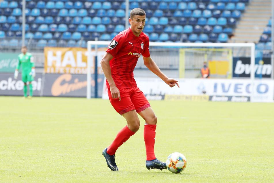 FSV-Abwehrspieler Ali Odabas spielt ebenfalls für ein weiteres Jahr bei den Westsachsen.