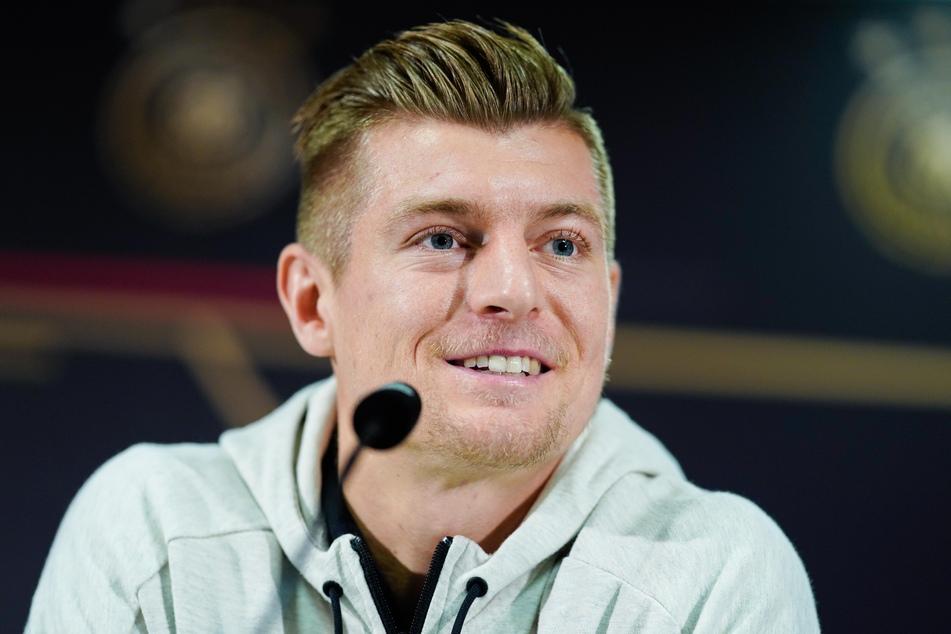 Zum zweiten mal spanischer Meister: Nationalkicker Toni Kroos (30).