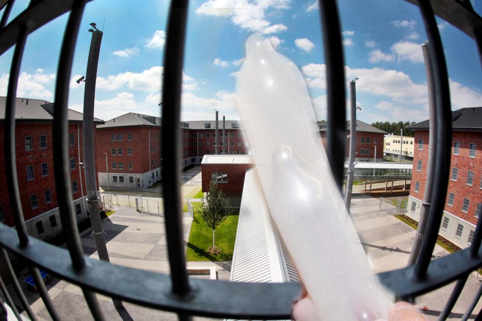 Sex im Knast: NRW will 9000 Kondome für Gefängnis-Insassen kaufen
