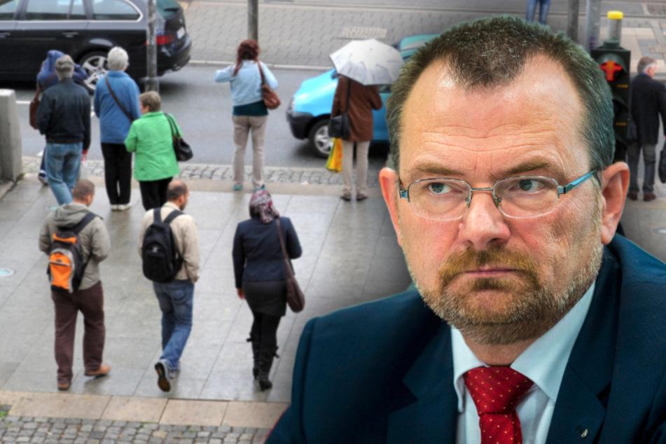 Schock-Zahlen aus Chemnitz: So viele Menschen sind derzeit ohne Job!
