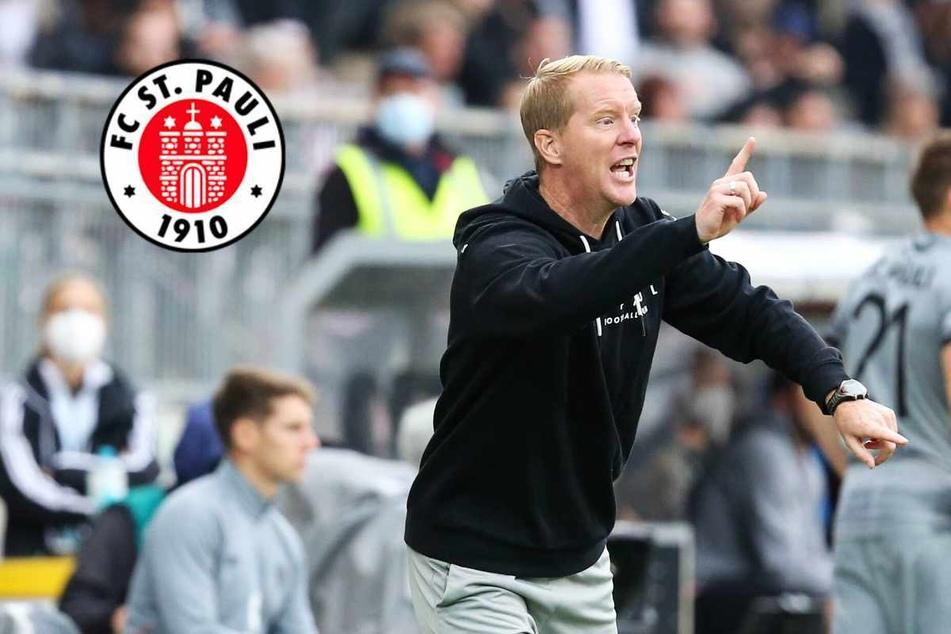 "St.-Pauli-Trainer Timo Schultz ärgert sich trotz 4:1-Sieg: ""Das war völlig unnötig!"""