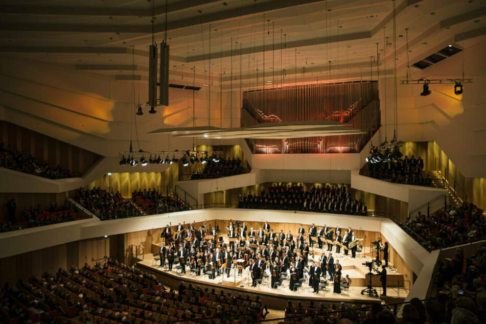 Die Musiker der Philharmonie können in diesem Jahr kein Konzert für Bedürftige geben.