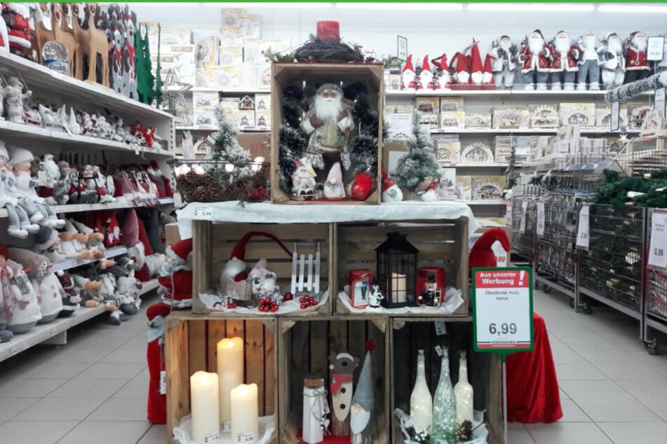 So bekommt Ihr alle Weihnachtsprodukte bei Wreesmann 20% günstiger!
